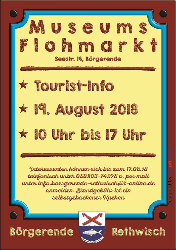 Museums Flohmarkt