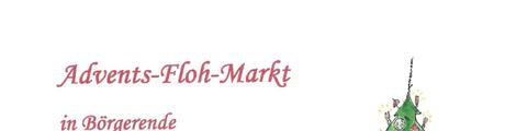 Advents-Floh-Markt
