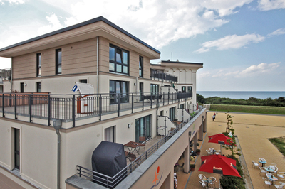Ferienwohnung Villa Bernstein