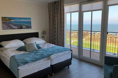 Ferienwohnung Ferienwohnung im Aparthotel Waterkant Penthouse Suite 04-76