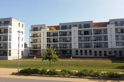 Villen-Resort Aparthotel Waterkant Suites 0-06