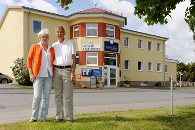 Hotel Kaisers Ostseeperle