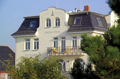 Pension Strandschloss Arielle