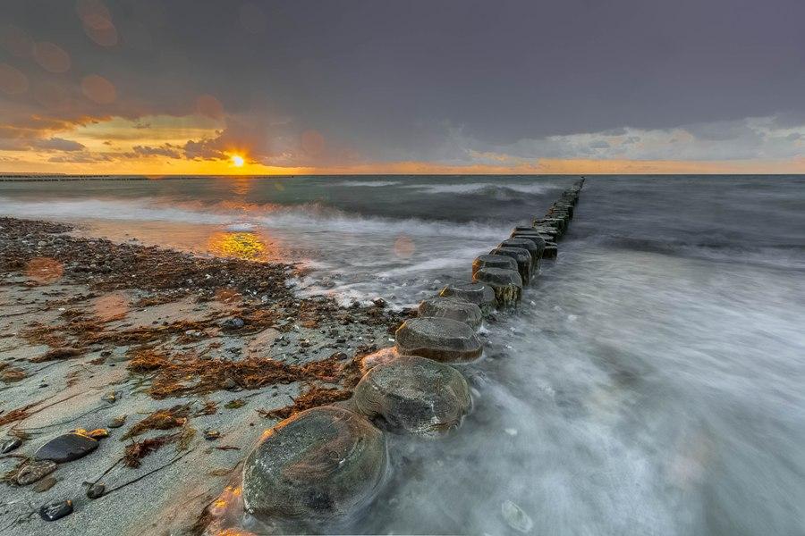 Strandstimmung Börgerende Rethwisch